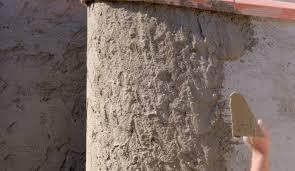 crépir un mur extérieur