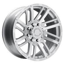 100 16 Inch Truck Wheels American Outlaw Spur MultiSpoke Painted