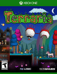 Terraria Halloween Event Arena by Games Kamisco