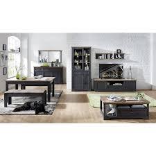 wohn und esszimmermöbel set jülich 36 in graphit grau und artisan eic