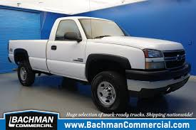 Pre-Owned 2007 Chevrolet Silverado 2500HD Classic Work Truck Regular ... 2018 New Chevrolet Silverado 1500 4wd Double Cab 1435 Work Truck 3500hd Regular Chassis 2017 Colorado Wiggins Ms Hattiesburg Gulfport How About A Chevy Review At Marchant In Nampa D180544 Stigler 2500hd Vehicles For Sale Crew Chassiscab Pickup 2d Standard 3500h Work Truck Na Waterford