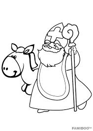 Dessin Coloriage Noël Bondless