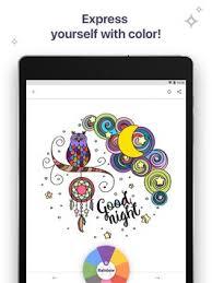 Coloring Book For Me Mandala Apk Screenshot