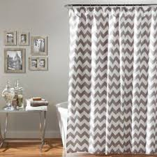 buy gray and white curtains from bed bath beyond