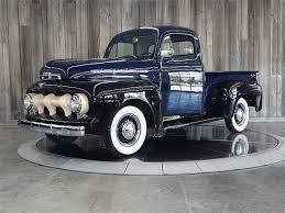 1951 Ford F1 For Sale | ClassicCars.com | CC-1018486 1951 Ford F1 Pick Up Lofty Marketplace The Forgotten One Classic Truck Truckin Magazine Classics For Sale On Autotrader Ranger Marmherrington Hicsumption Grumpys Speed Shop Pickup Classic Pickup Truck Car Stock Photo Royalty Free Ford Fomoco Pinterest Frogs Fishin Guides Image Gallery Amazoncom Greenlight Forrest Gump 1994