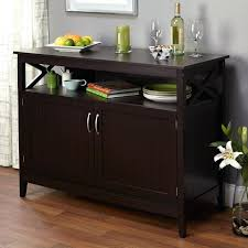 Black Buffet Cabinet Adorable Small Sideboards And Buffets Furniture Wood Full Wallpaper Pictures
