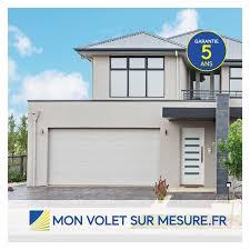 porte sectionnelle sur mesure volet sur mesure vente de volet et porte de garage sectionnelle et