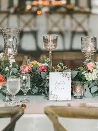 Non Floral Centerpiece Ideas With Candles