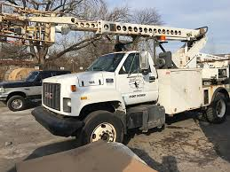 100 Bucket Trucks For Sale In Pa Marcus Hook PA Telsta T40C Auctions Online Proxibid
