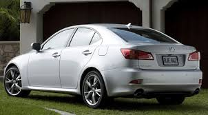 2009 Lexus IS 350 A Review