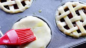Use A Pastry Brush To The Tops Of Each Pie With Whisked Egg Then Bake 30 40 Minutes Or Until Crust Is Lightly Golden And Filling
