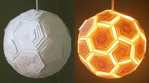 DIY Pendant Lamp Lantern