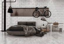 chambre industriel chambre industriel ordinaire chambre style loft