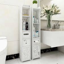 12 modelle bad lagerung regal wc möbel bad schrank weiß holz schrank regal tissue tuch lagerung rack locker