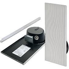 amazon com bogen 2 pack 1x2 drop in ceiling speaker electronics