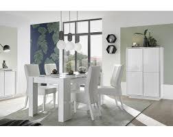 design highboard weiß glänzend lackiert como miliboo