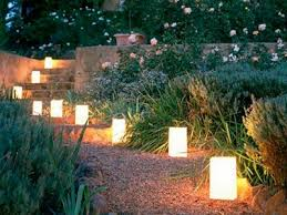 Outdoor Pathway Lighting Fixtures Modern Design Path Picturesque