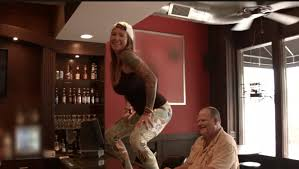 Topless St Louis Bartenders Cause a Splash on Bar Rescue Episode