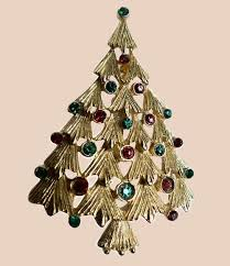 Christmas Tree Shop Warwick Rhode Island by Ultra Craft Costume Jewellery Kaleidoscope Effect
