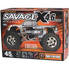 100 Gas Powered Rc Monster Trucks SAVAGE X 46 Big Block RTR Nitro Truck 18 Scale