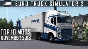 100 Euro Truck Sim Mods Top 10 For Ulator 2 133 November 2018 Make