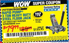 more and more exclusions for the 20 and 25 harbor freight coupon