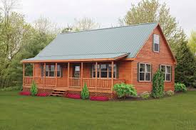 Cabin Style Modular Homes Crazy Rustic Manufactured