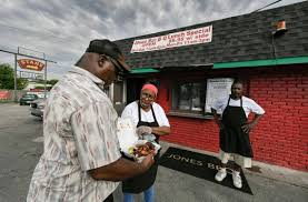 100 Three Sisters Truck Stop In KCs Maledominated Barbecue World The Jones Sisters Stand Out