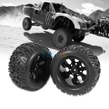 4PCS RC Rubber Tires Tyre Rim Wheel For 1:10 HSP HPI 94188 Bigfoot ... Jconcepts Shows Off New Golden Year Monster Truck Tires Big Best Rated In Rc Vehicle Wheels Helpful Customer Reviews How To Get Into Hobby Car Basics And Truckin Tested Bigfoot No 1 The Original Ford F100 110 Scale Trucks Hit The Dirt Truck Stop New Release Blog 17mm Hex Dollar Hobbyz Madness 2 Shaving A Set Of Rc4wd Rumbles Squid 4pcs 32 Rubber 18 150mm For For Or Howto Remove From Rims Goolrc High Performance Wheel Rim Tire