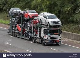 100 Comcar Trucking Car Transporter HGV Heavy Goods Lorries Trucks Trucking