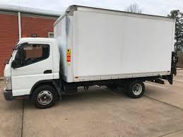 100 Box Truck Trader MITSUBISHI FUSO Straight S For Sale