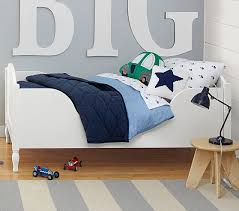 shelter toddler bed pottery barn kids nursery kids young