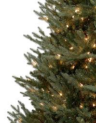 Artificial Douglas Fir Christmas Tree Unlit by Cumberland Fir Artificial Christmas Trees Treetime