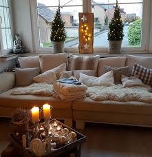 winterlicher glanz für das wohnzimmer