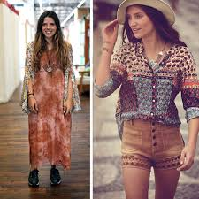 Bohemian Style Clothing Be Your Own Person
