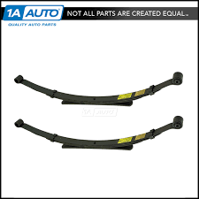 100 Truck Leaf Springs Details About Rear Suspension Spring Assembly LH RH Side Kit Pair Set For Xterra