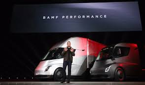 Elon Musk's Tesla Unveils Electric 'Semi' Truck And Roadster » TechWorm Tesla In Spotlight With Beast Electric Semitruck Elon Musk On The Electric Pickup Truck How About A Mini Semi Get Ready For Pickup And Heavyduty Truck Looks Like New Iepieleaks Vows To Build Right After Model Y Sued 2 Billion By Hydrogen Startup Over Alleged Leaked Image Of Spxmasterrace Plans Sell Trucks Big Semis Pickups Too Extremetech Just Received Its Largest Preorder Yet The Verge Teslas Said Companys Semi Will Reveals Roadster