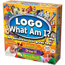 Logo What Am I Board Game Guess It Draw Describe By Dumond Park