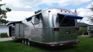 100 Classic Airstream Trailers For Sale 2003 34 Slide Out