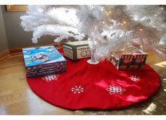 Kmart Christmas Tree Skirt by Blue Silver Snowflake Design Felt Tree Skirt Kmart Com 9 99