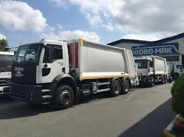 100 Garbage Truck Manufacturers Rear Loader Refuse Bodies Manufacturer In Turkey