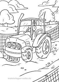Tracteur Tom Coloriage Impressionnant Coloriage Tracteur Imprimer