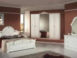italienisches schlafzimmer komplett set weiß silber glanz