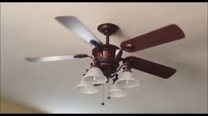 Ceiling Fan Wobbles A Little by Plans For The Ceiling Fans In My House Youtube