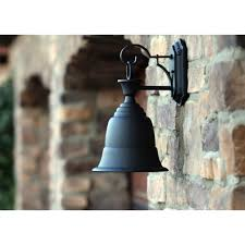 y decor liberty 1 light exterior light in black free shipping