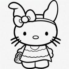 Hello Kitty Coloring Pages Halloween Letters Of Alphabet