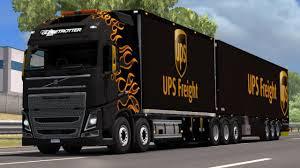 1.30] Euro Truck Simulator 2 | Pack Volvo FH 2012 Tandem (25 Meters ...