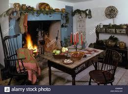 frühsommer amerikanische küche wasser bank nussbaum tisch