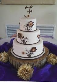 Latest Rustic 50th Wedding Anniversary Cake Cakes Unique