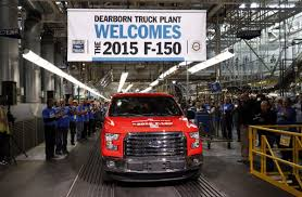 Surprising — No, Astonishing — Detroit Revival Taking Root ... Is That A Robot In The Drivers Seat At Fords F150 Plant Ford Begins Production Of Kansas City Assembly Plant Kentucky Truck Motor1com Photos Increases Investment On High Demand Dearborn Pictures Will Temporarily Shut Down Four Plants Including A Classic 1953 F350 Pickup Truck With Twin Cities From Scratch 2012 Lariat 4x4 Ecoboost Trend Schedules Downtime 2 Michigan Assembly Plants Amid Slowing Tour And Images Getty Begins Production Claycomo The Star Next Level Stormwater Management Facts About